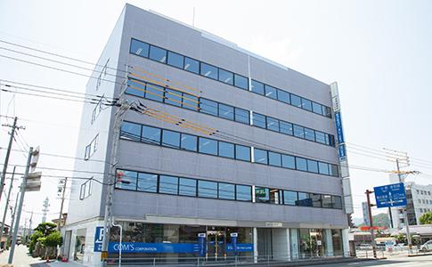 虎ノ門法律経済事務所 山口支店 事務所案内